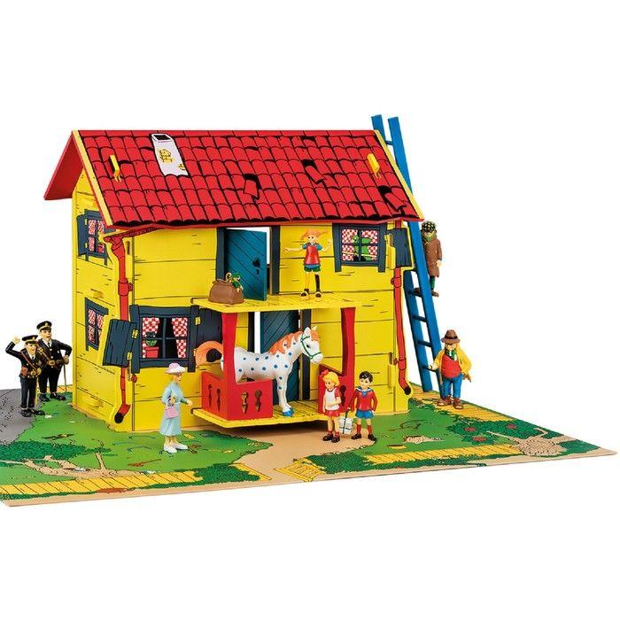 Кукольный домик Пеппи