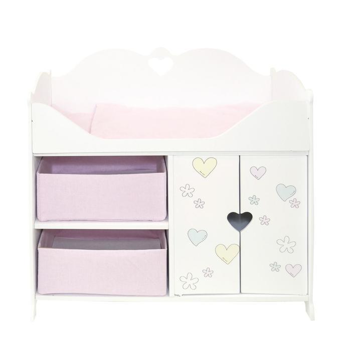 Кроватка-шкаф для кукол серии «Мимими» мини, Крошка Мили