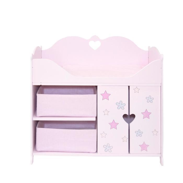 Кроватка-шкаф для кукол серии «Мимими» мини, Крошка Соня