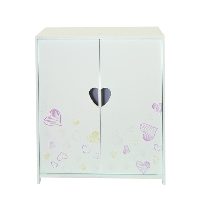 Шкаф серии «Любимая кукла» мини, цвет Аквамарин