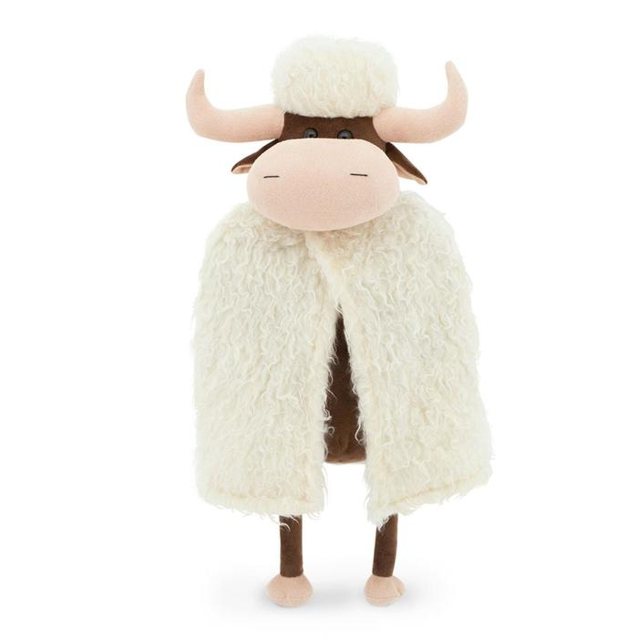 Мягкая игрушка «Бык Джигит», 40 см