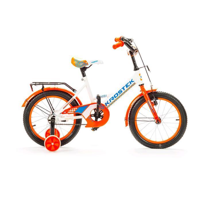 """Велосипед 16"""" KROSTEK BAMBI BOY"""