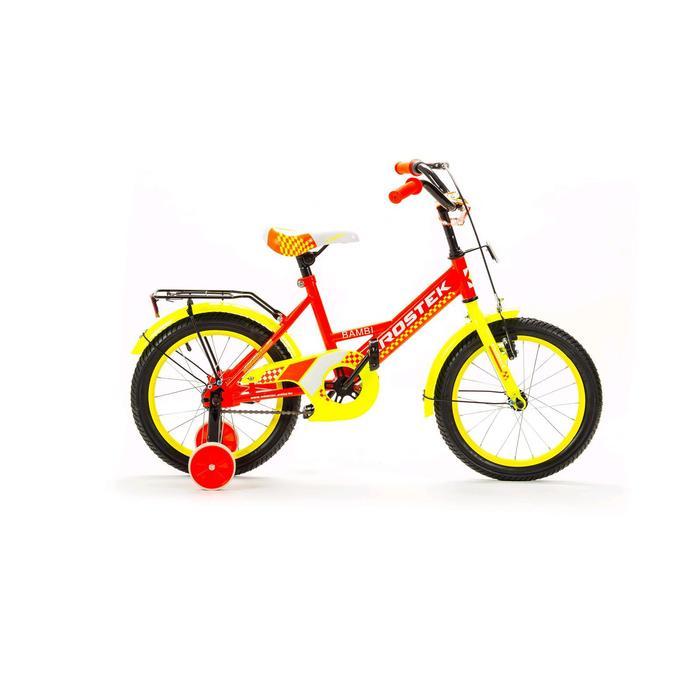 "Велосипед 16"" KROSTEK BAMBI GIRL"