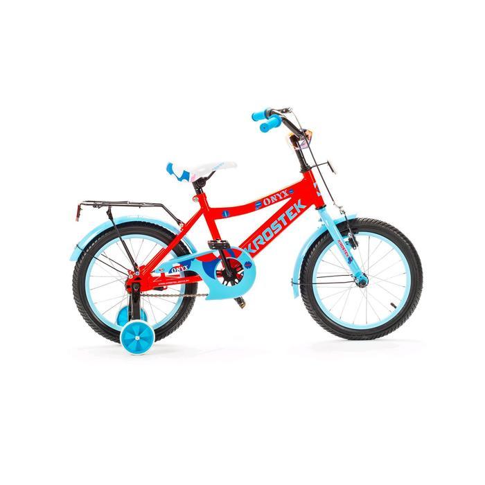 """Велосипед 16"""" KROSTEK ONYX BOY"""