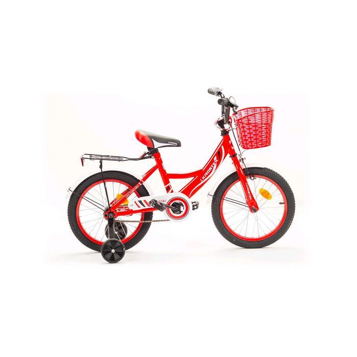 "Велосипед 16"" KROSTEK WAKE, цвет красный"