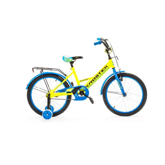 "Велосипед 20"" KROSTEK BAMBI GIRL"