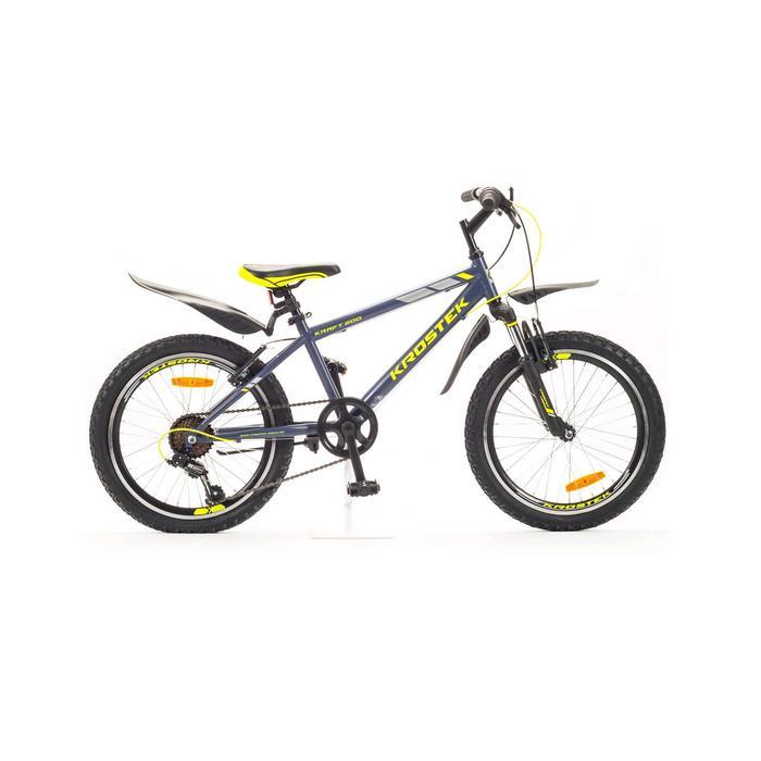 "Велосипед 20"" KROSTEK KRAFT 200, размер 12''"