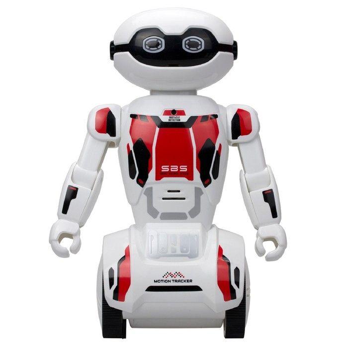 Робот «Макробот», красный