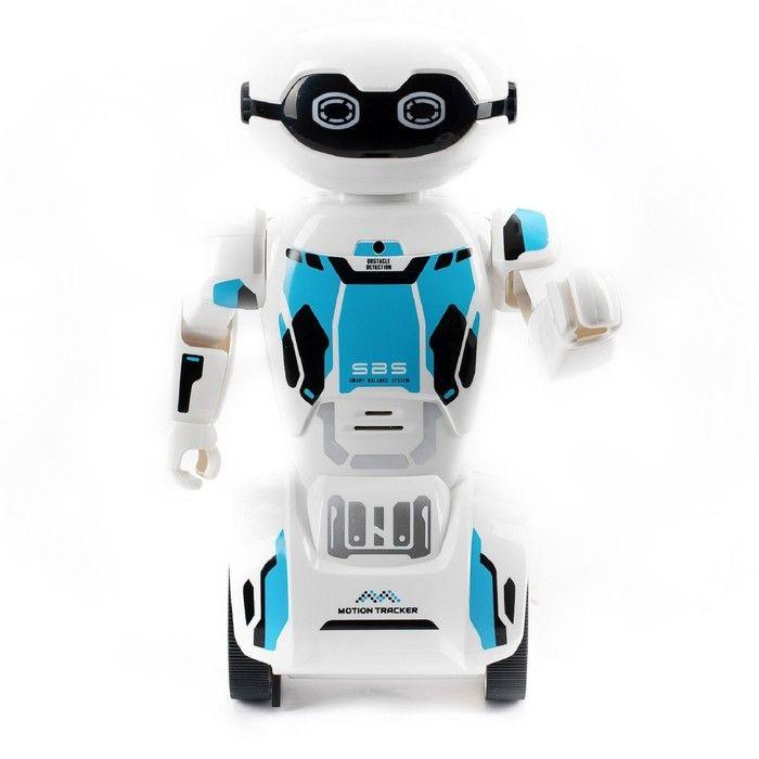 Робот «Макробот», синий
