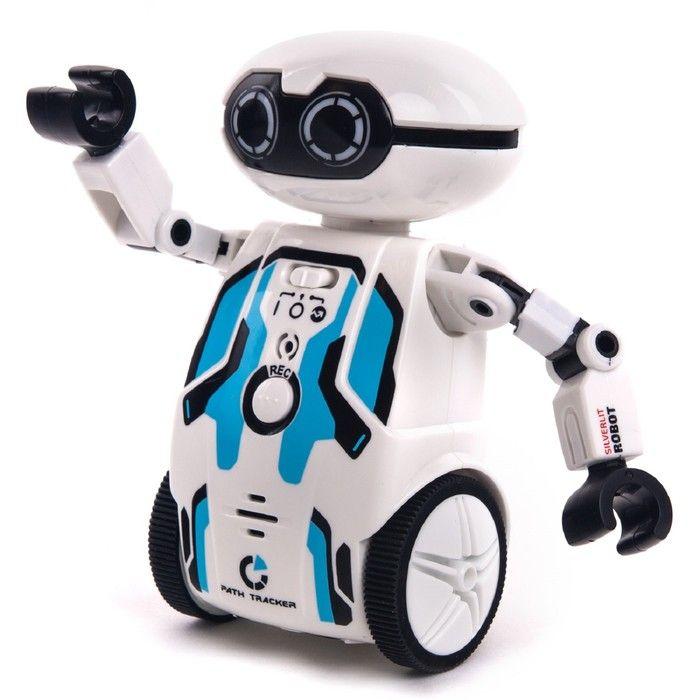 Робот «Мэйз Брейкер», синий