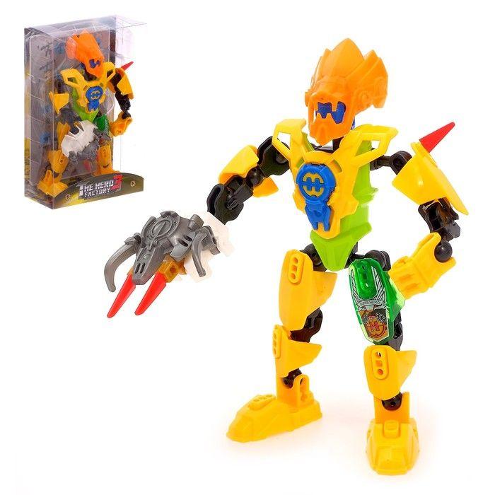 Робот-Конструктор «Герой», в ассортименте