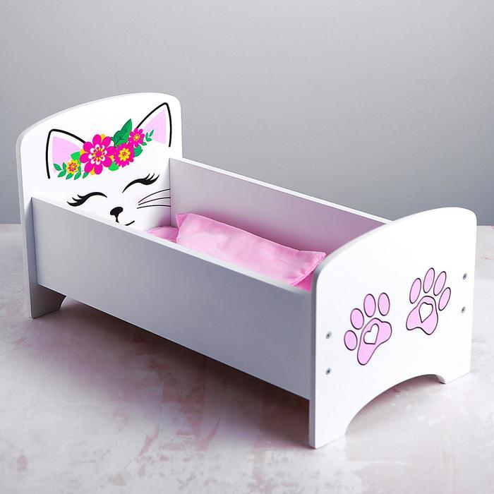 Кровать «Кэтрин» до 32 см,серия «Цветные сны»