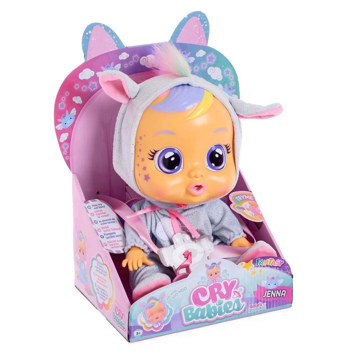 Кукла интерактивная «Плачущий младенец Jenna», серия Fantasy, 31см