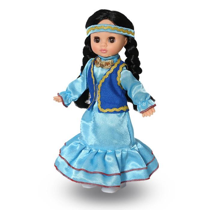 Кукла «Эля в башкирском костюме», 30,5 см
