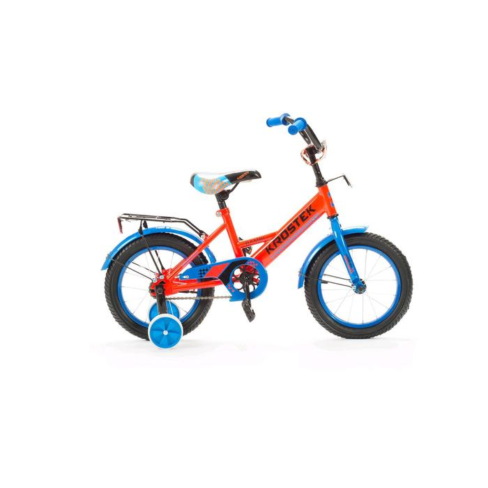 """Велосипед 14"""" KROSTEK BAMBI BOY"""