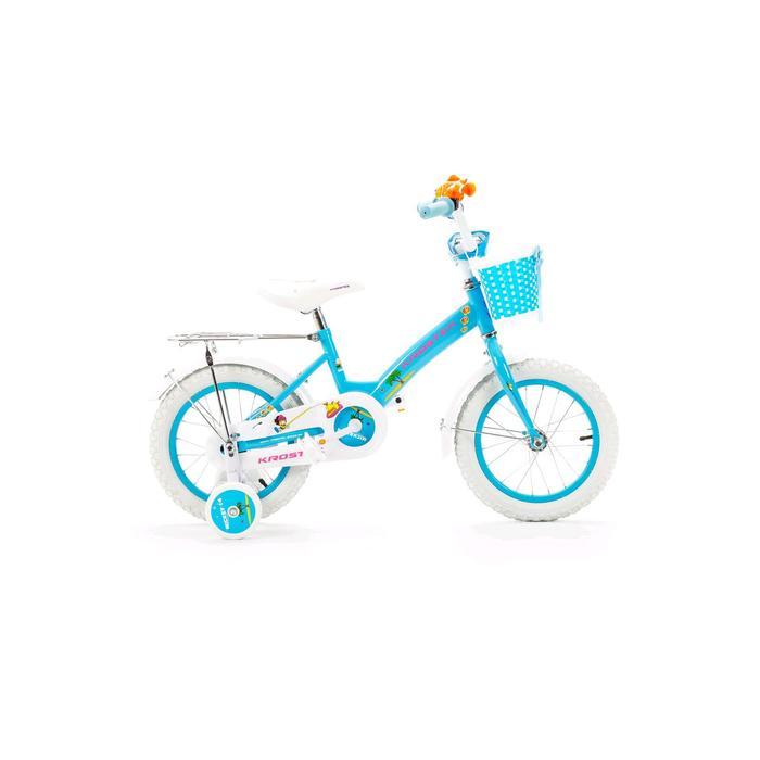 """Велосипед 14"""" KROSTEK MICKEY"""