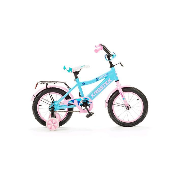 """Велосипед 14"""" KROSTEK ONYX GIRL"""