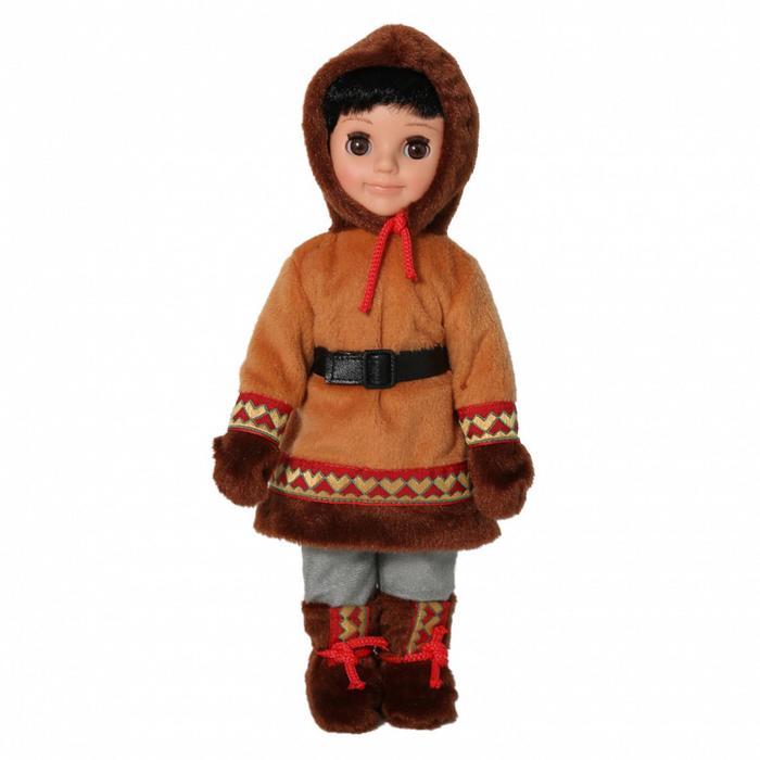 Кукла «Мальчик в костюме народов Севера», 30 см