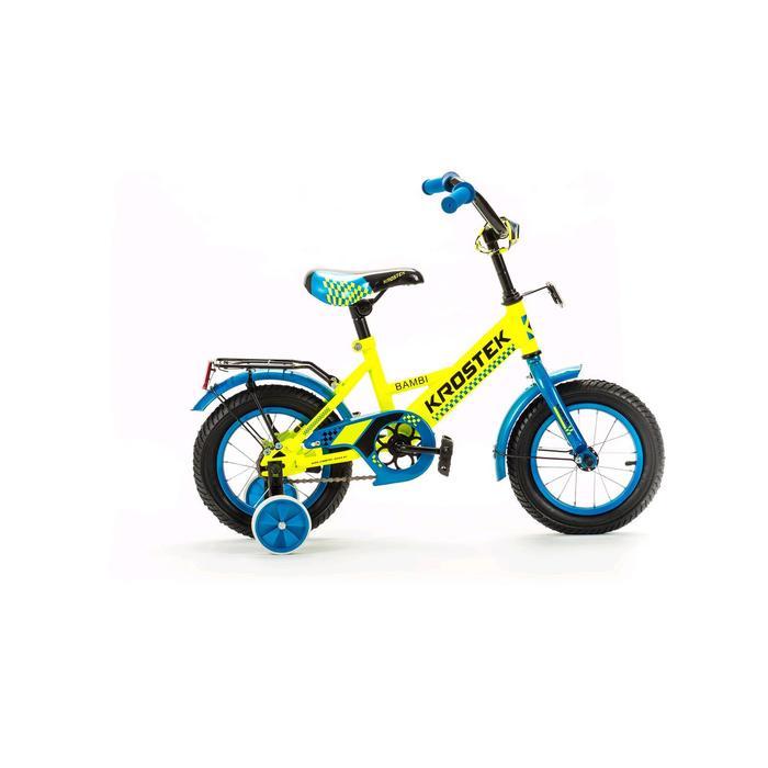 """Велосипед 12"""" KROSTEK BAMBI BOY"""