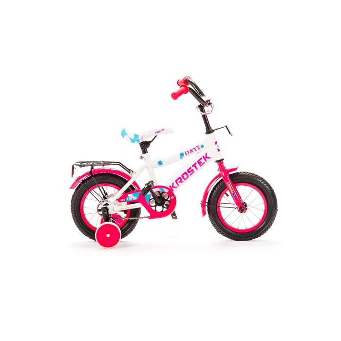 """Велосипед 12"""" KROSTEK ONYX BOY"""