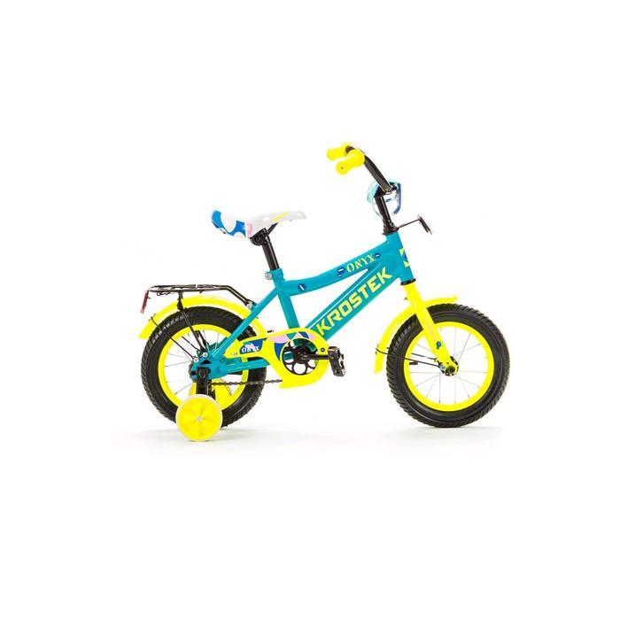 """Велосипед 12"""" KROSTEK ONYX GIRL"""