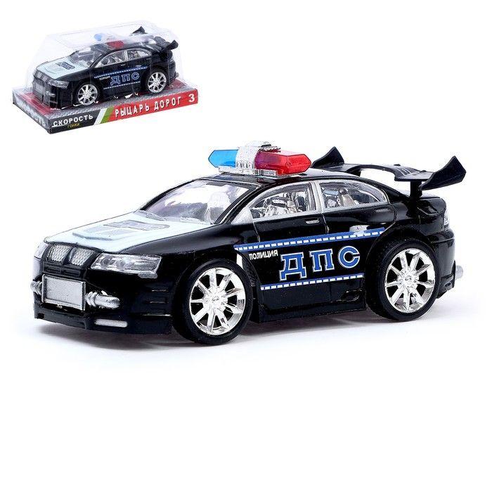 Машина инерционная «Полицейская гонка», цвета в ассортименте