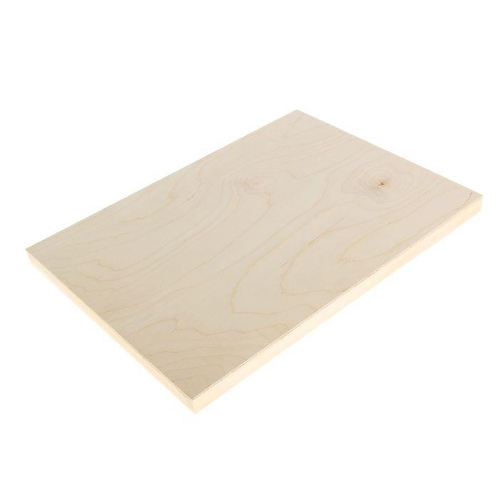 Планшет деревянный 30 х 40 х 2 см, фанера