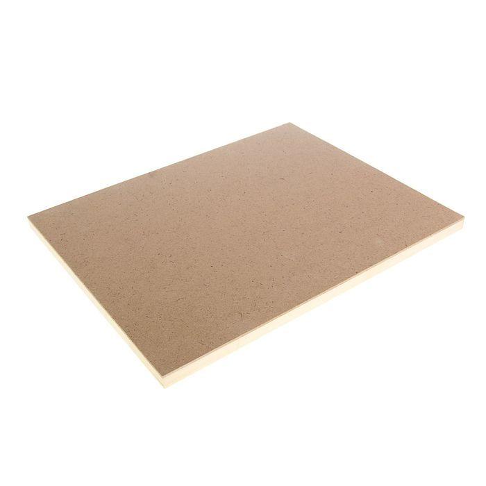 Планшет деревянный, 40 х 50 х 2 см, ДВП
