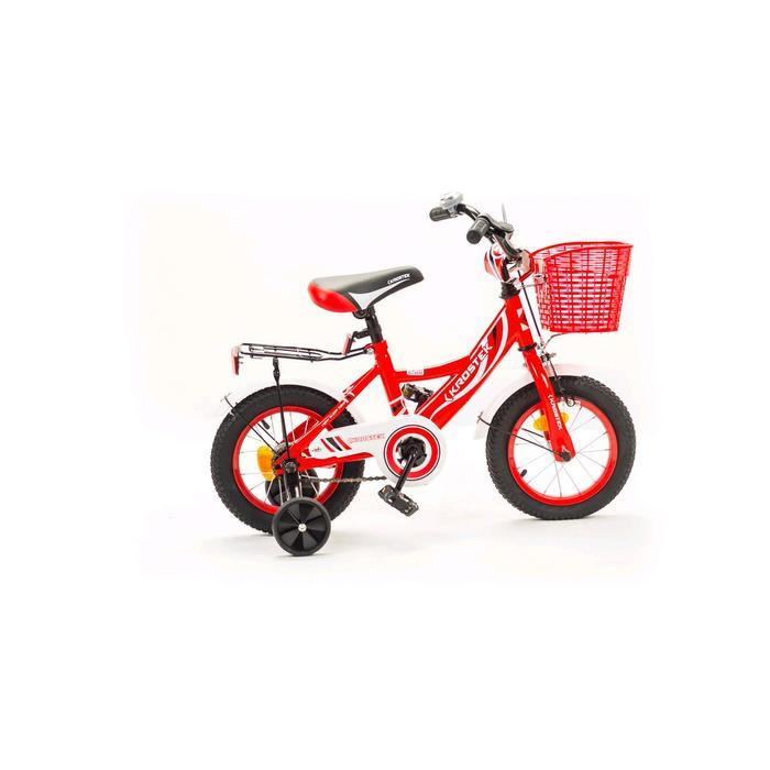 "Велосипед 12"" KROSTEK WAKE, цвет красный"
