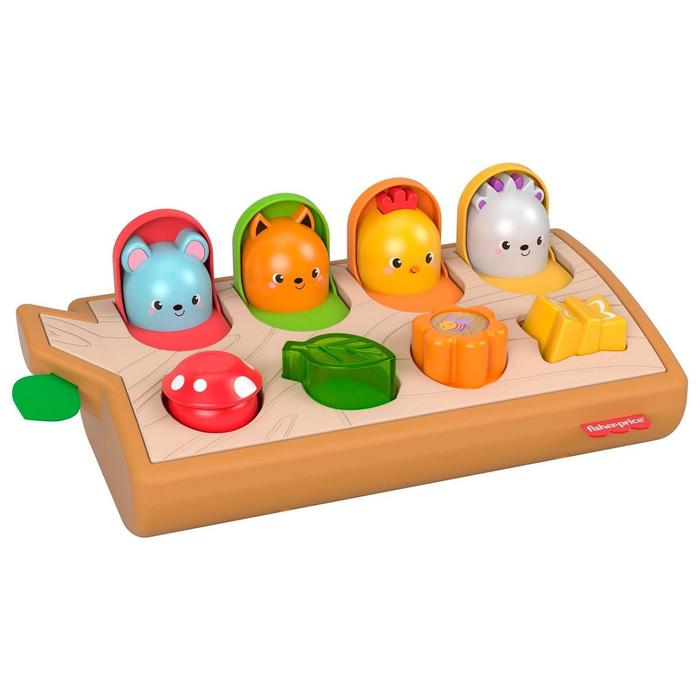 Игровой набор с животными, Fisher-Price