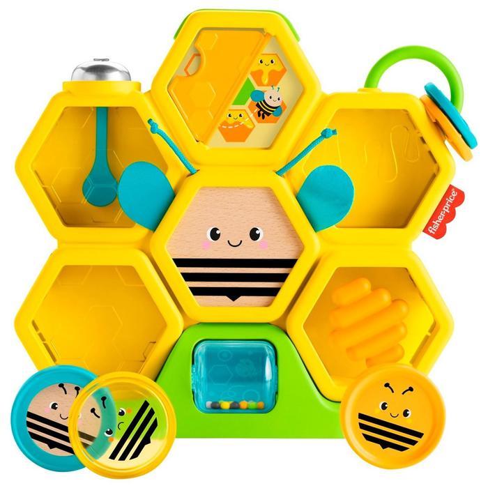 Игрушка развивающая «Пчелиный улей»