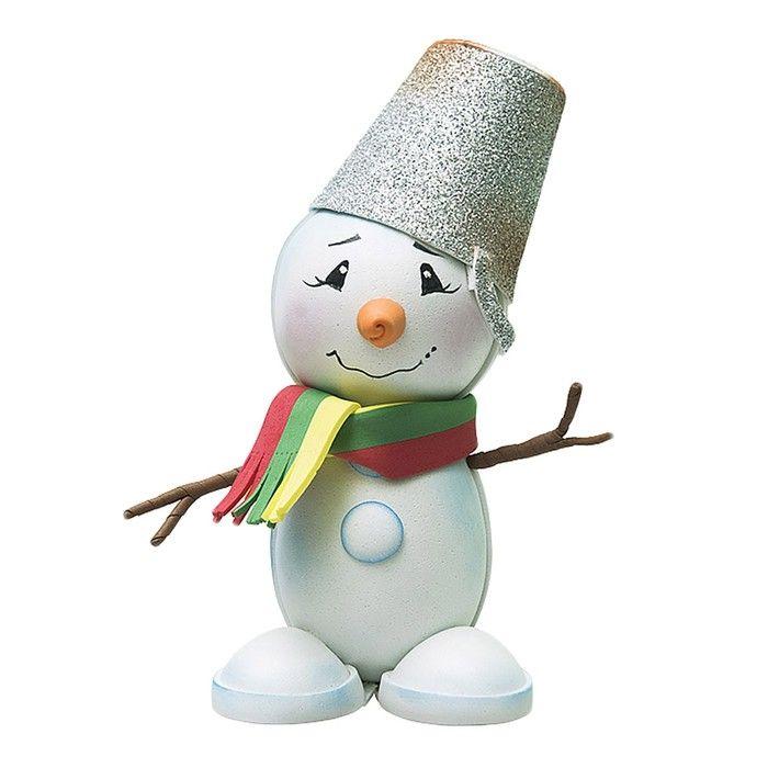 """Создай куклу """"Снеговик"""", Новый год"""