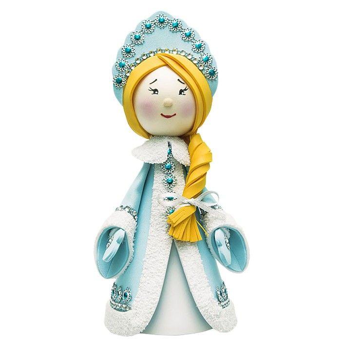 """Создай куклу """"Снегурочка"""", Новый год"""