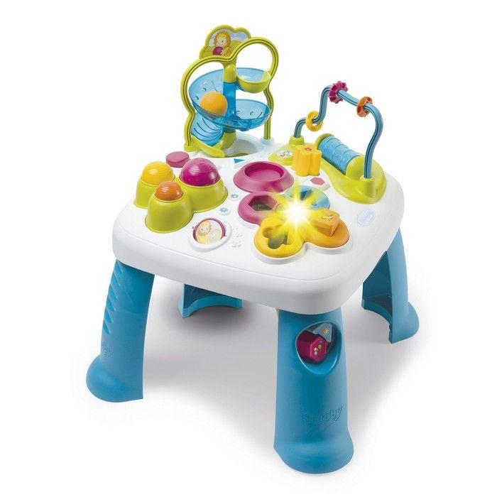 Развивающий игровой стол, свет/звук