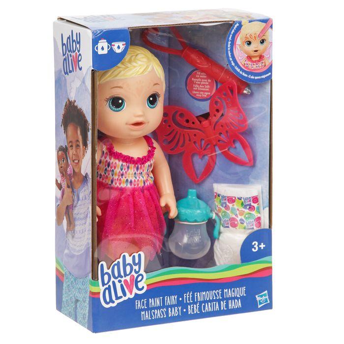 """Кукла """"Малышка фея"""", Baby alive"""