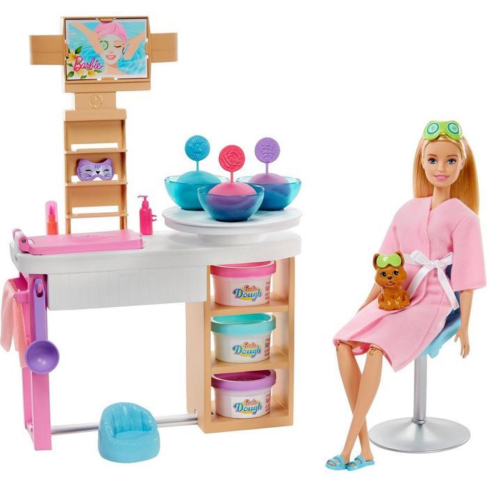 Игровой набор Барби «Спа», Barbie