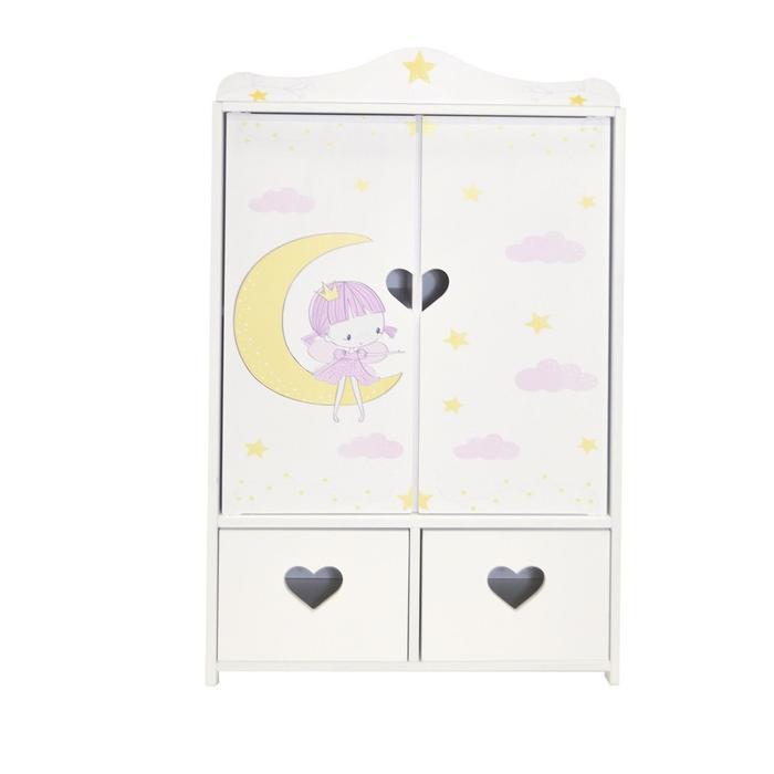 Шкаф для кукол серия «Пьемонт», Антонелла мини