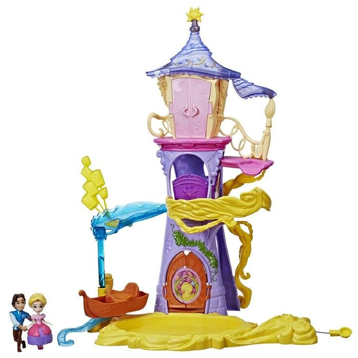 Игровой набор Disney Princess «Дворец Рапунцель»