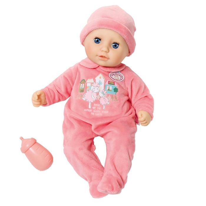 Кукла Baby Annabell с бутылочкой, 36 см, коробка-дисплей