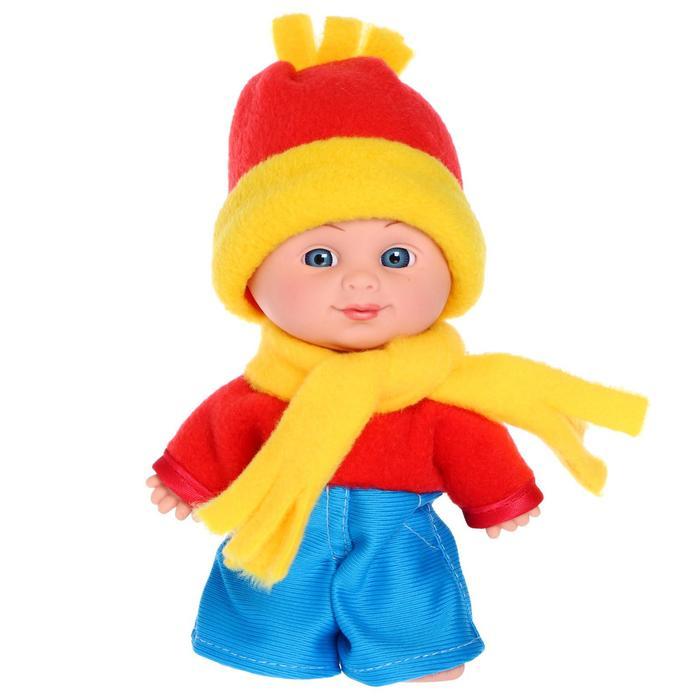 """Кукла """"Женечка 3"""", цвета в ассортименте"""