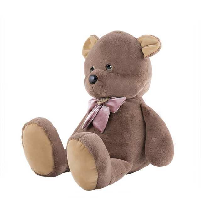 Мягкая игрушка Медвежонок Fluffy Heart, 50 см
