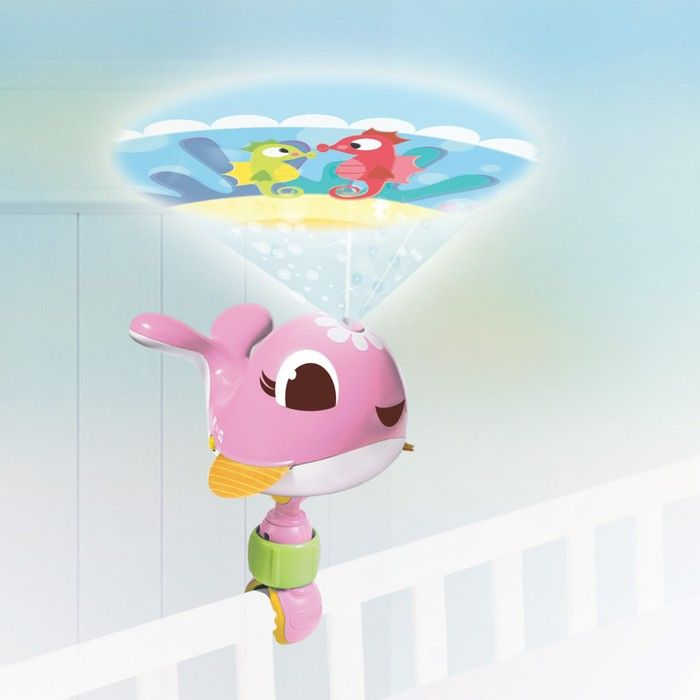 Игрушка-проектор «Коди», цвет розовый