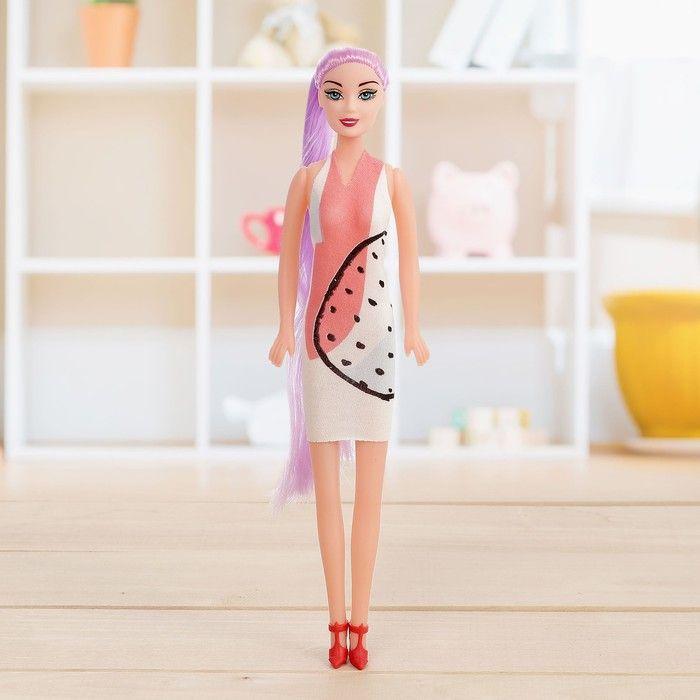 Кукла-модель «Ира», в платье, в ассортименте