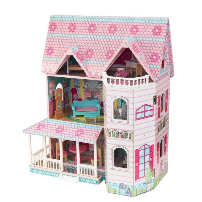 Кукольный дом «Особняк Эбби»