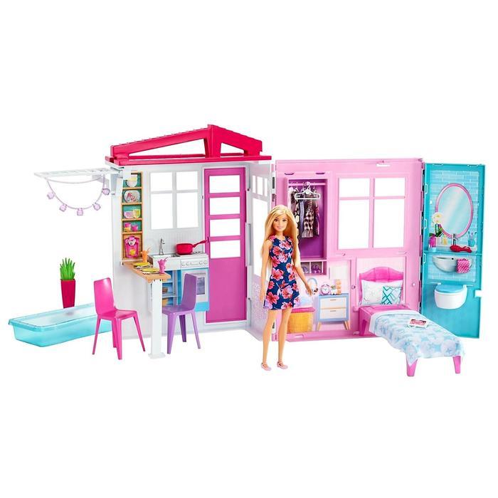 Раскладной домик Барби, Barbie
