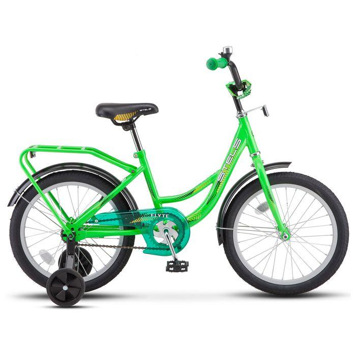 """Велосипед 18"""" Stels Flyte, Z011, цвет зелёный"""