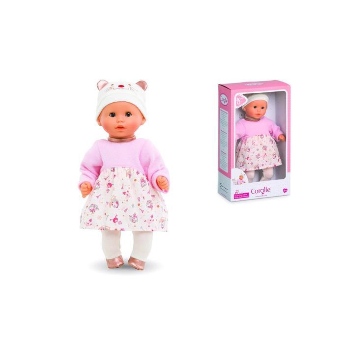 Кукла Corolle Bebe Calin «Волшебная зима с ароматом ванили», 30 см