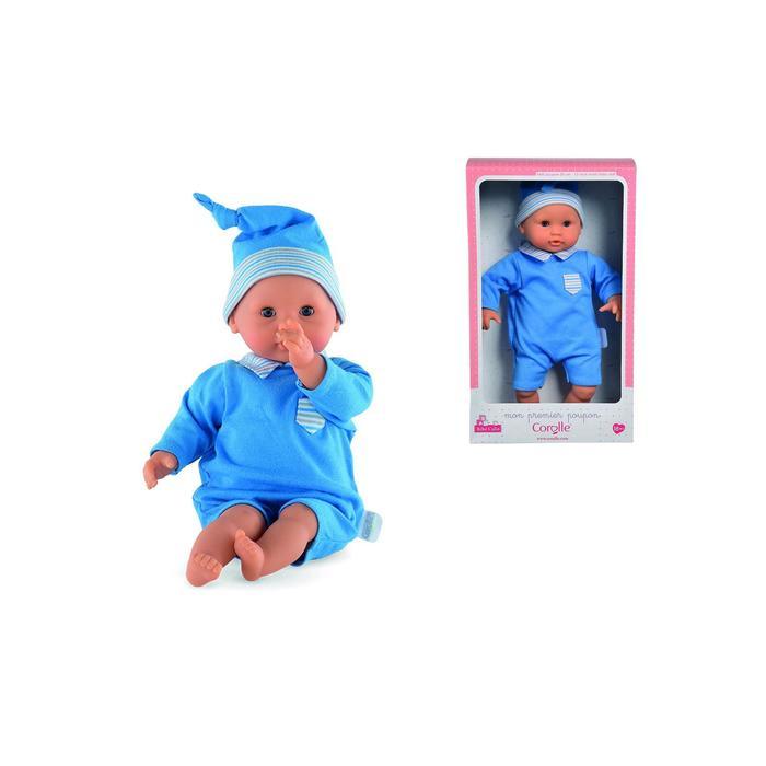 Кукла Corolle Bebe Calin «Маэль с ароматом ванили», 30 см