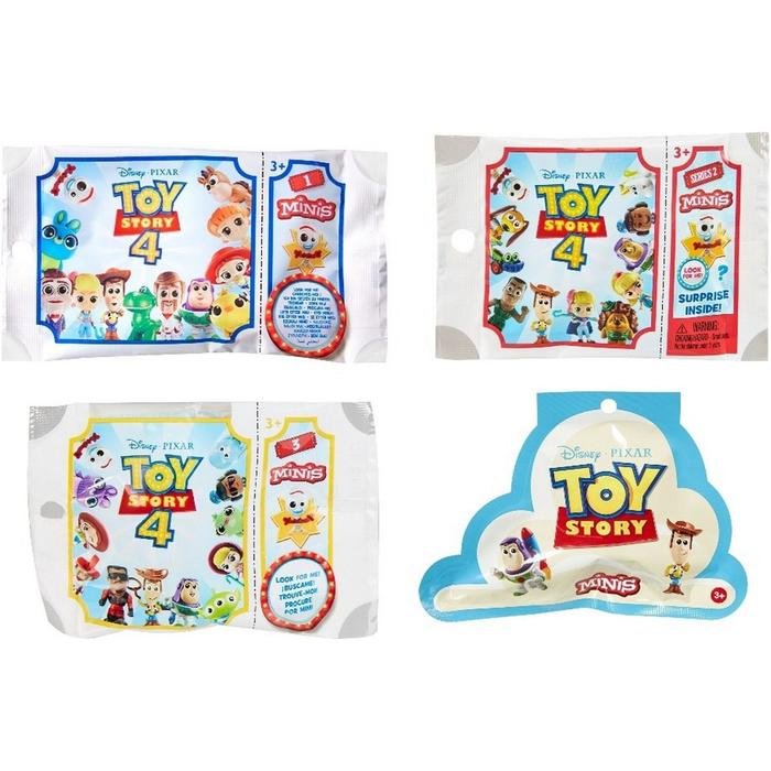 Мини-фигурки «История игрушек» в ассортименте