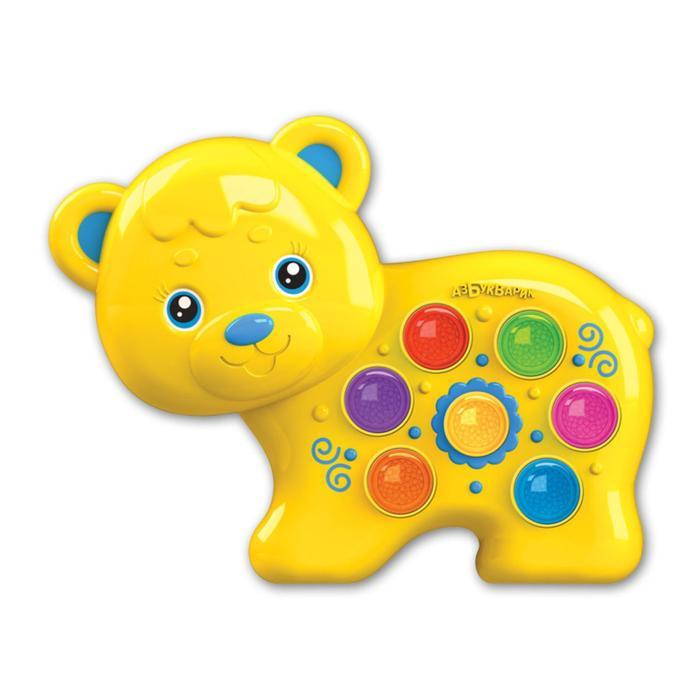 Музыкальная игрушка «Мишка», веселушки